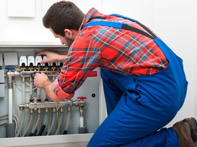 teamenergy, manutenzione di impianti idraulici industriali e civili